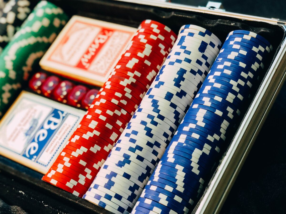 valg af casino